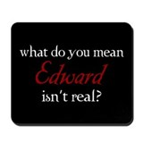 Cool Edward Mousepad