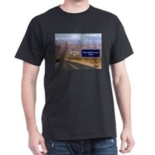 Death Valley Free Speech T-Shirt