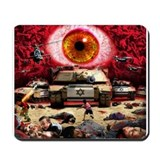 Israel Eye Mousepad