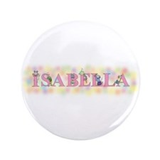 """""""Isabella"""" with Mice 3.5"""" Button"""