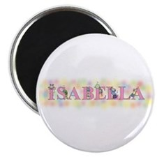 """Isabella"" with Mice Magnet"