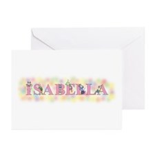 """Isabella"" with Mice Greeting Cards (Pk of 20)"