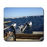Fremantle Harbour Mousepad