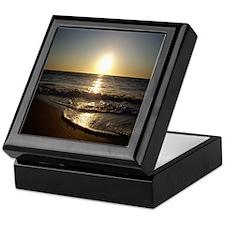 San Remo Sunset Keepsake Box