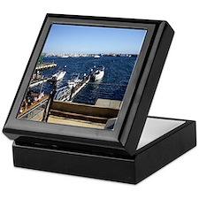 Fremantle Harbour Keepsake Box