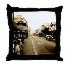 Fremantle Throw Pillow