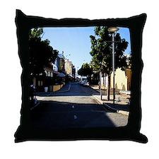 Fremantle Street Throw Pillow