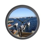 Fremantle Harbour Wall Clock