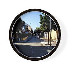 Fremantle Street Wall Clock