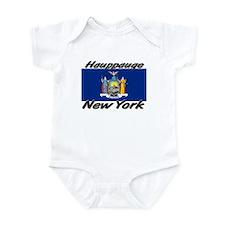 Hauppauge New York Infant Bodysuit