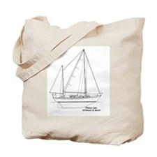 Offshore 31 Ketch Tote Bag