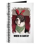 WHERES SANTA? GREAT DANE Journal