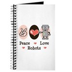 Peace Love Robots Journal