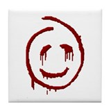 Red John Tile Coaster
