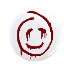 "Red John 3.5"" Button"