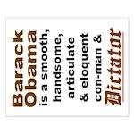 35x23 B.O. Dictator Poster