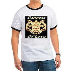 Goddess Of Love Ringer T