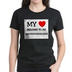My Heart Belongs To An IMMUNOPATHOLOGIST Women's D