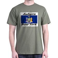 Auburn New York T-Shirt