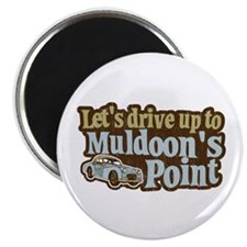 Muldoon's Point Magnet
