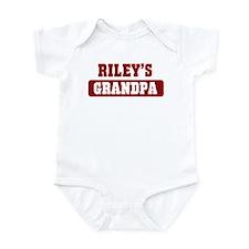 Rileys Grandpa Infant Bodysuit