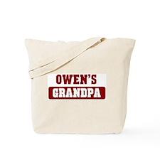 Owens Grandpa Tote Bag