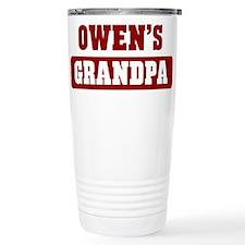 Owens Grandpa Travel Mug