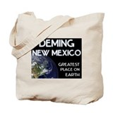 deming new mexico - greatest place on earth Tote B