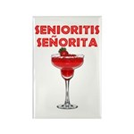 Senioritis Seorita Rectangle Magnet (100 pack)