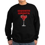 Senioritis Seorita Sweatshirt (dark)