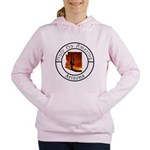 Senioritis Seorita Women's Raglan Hoodie