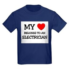 My Heart Belongs To An ELECTRICIAN T