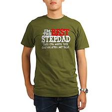 Best Stepfather T-Shirt
