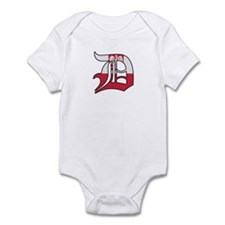 Detroit Polish D Infant Bodysuit