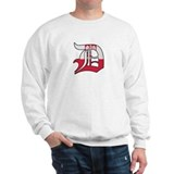 Detroit Polish D Sweater