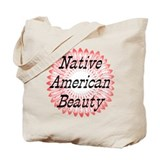 Native American Beauty Tote Bag