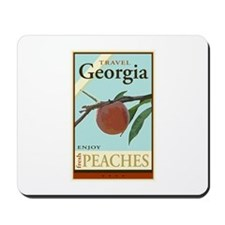 Travel Georgia Mousepad