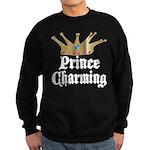 Prince Charming Sweatshirt (dark)