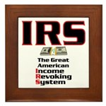 The IRS Framed Tile
