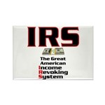 The IRS Rectangle Magnet (10 pack)