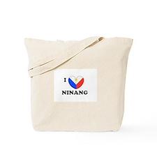 Cute Love lola Tote Bag