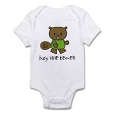 Busy Little Beaver Infant Bodysuit