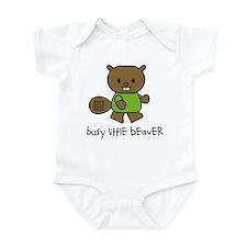 Busy Little Beaver Onesie