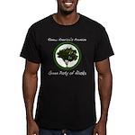 Alaska Green Party dark tshirt