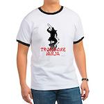 Trombone Ninja Ringer T
