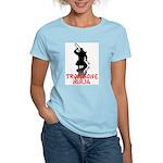 Trombone Ninja Women's Light T-Shirt