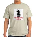 Trombone Ninja Light T-Shirt