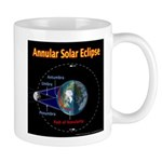 Annular Solar Eclipse - 1, Mug