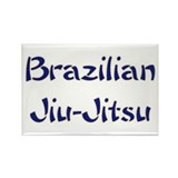 Brazilian Jiu-Jitsu Rectangle Magnet (100 pack)