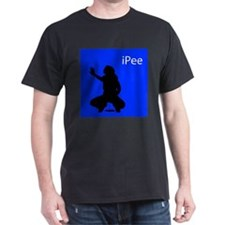 ipee Black T-Shirt